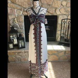 Xhilaration maxi dress never worn with tags